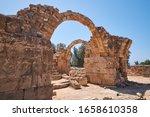 The Arches Of  Saranta Kolones...