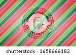 notebook with pencil icon... | Shutterstock .eps vector #1658666182
