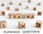 Trauma   Words From Wooden...