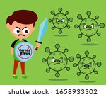 ilustration vector graphic of... | Shutterstock .eps vector #1658933302