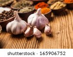 a selection of various colorful ... | Shutterstock . vector #165906752