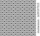 seamless pattern geometric... | Shutterstock .eps vector #1659197515