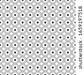 seamless pattern geometric... | Shutterstock .eps vector #1659197518