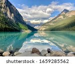 Lake Louise In Bannf  Canada
