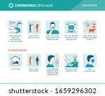 coronavirus 2019 ncov disease... | Shutterstock .eps vector #1659296302