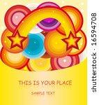 decorative background | Shutterstock .eps vector #16594708