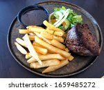 Tenderloin Steak With French...