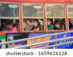 bangkok   thailand  29 feb 2020 ... | Shutterstock . vector #1659626128