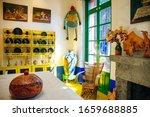 coyoacan  mexico   oct  2019...   Shutterstock . vector #1659688885