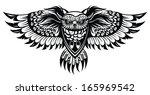 owl | Shutterstock .eps vector #165969542