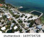 Coastal oceanside park in the Florida Keys Tavernier, Florida Monroe County