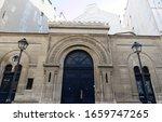 The Synagogue De Nazareth Is...