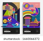 bright abstract art... | Shutterstock .eps vector #1660066372