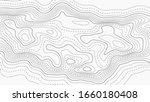 topographic map background....   Shutterstock .eps vector #1660180408