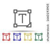 text editor multi color style...
