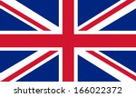 uk flag | Shutterstock . vector #166022372