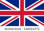 uk flag | Shutterstock . vector #166022372