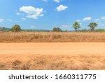 View Of Dirt Road In...