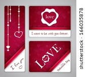 Banners For St. Valentine's Da...