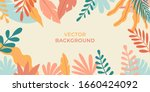vector illustration in simple... | Shutterstock .eps vector #1660424092