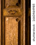 Old Wooden Door Antique Design