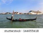 venice  italy   apr 30 2011...   Shutterstock . vector #166055618