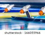 details of the machine drinks... | Shutterstock . vector #166055966
