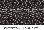 pattern with with stripes ... | Shutterstock .eps vector #1660754998