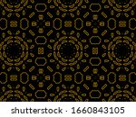 islamic ornament background... | Shutterstock . vector #1660843105