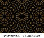 islamic ornament background... | Shutterstock . vector #1660843105