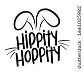 Hippity Hoppity   Cute Bunny...