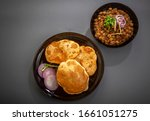 Choley Bhature Is A Dish...