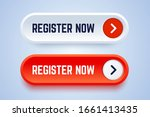 register now buttons in two... | Shutterstock .eps vector #1661413435
