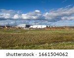 Hucknall  Nottinghamshire  Uk....