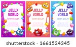 Jelly World Banners. Cute...