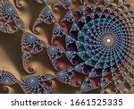 Fractal Wallpaper Background...