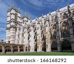Westminster Abbey  Flying...