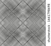 vector seamless pattern.woven...   Shutterstock .eps vector #1661798698