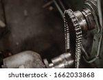 Heavy Industry Gear Chain...