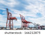 seattle   may 18  port of... | Shutterstock . vector #166212875