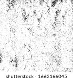 rough black and white texture... | Shutterstock .eps vector #1662166045