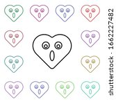 amazing emoji multi color style ...