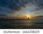 Sunset South Haven  Michigan...