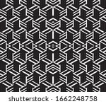 seamless pattern with oblique... | Shutterstock .eps vector #1662248758