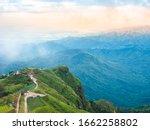 Landscapes Beautiful Mountain...