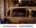 barcelona  catalonia spain ... | Shutterstock . vector #1662468082