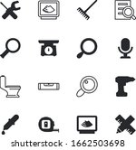 instrument vector icon set such ... | Shutterstock .eps vector #1662503698