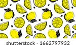 seamless bright light pattern...   Shutterstock .eps vector #1662797932