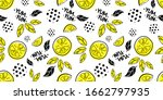 seamless bright light pattern... | Shutterstock .eps vector #1662797935