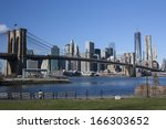 Lower Manhattan And The...